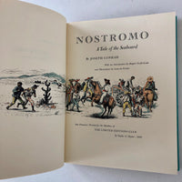 Nostromo (Limited Editions Club) - Books Above the Bend