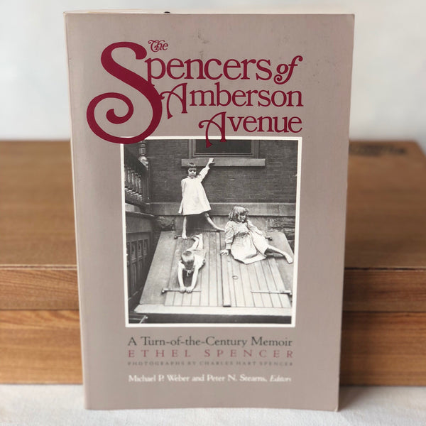 The Spencers of Amberson Avenue - Books Above the Bend