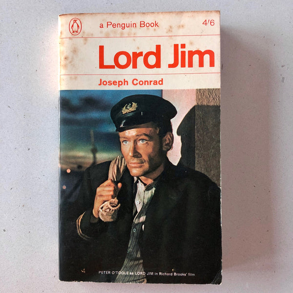 Lord Jim (Penguin 529, 3rd Printing of 1965) - Books Above the Bend