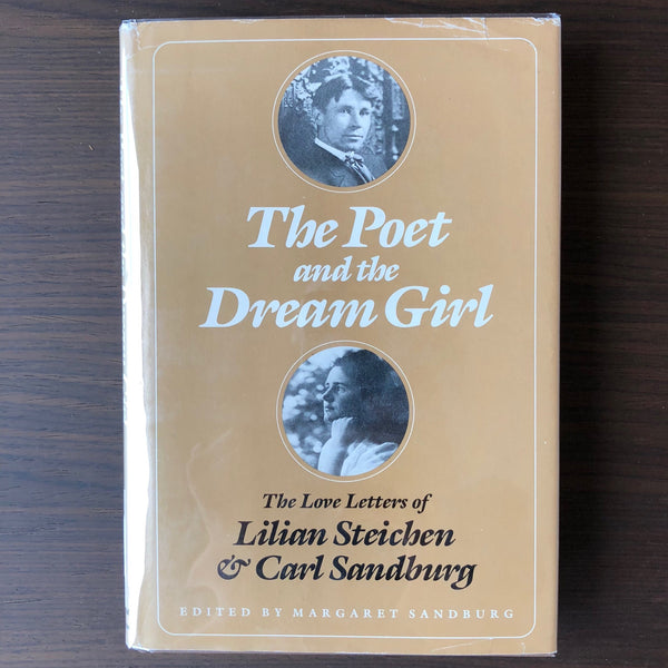 The Poet and the Dream Girl - Books Above the Bend