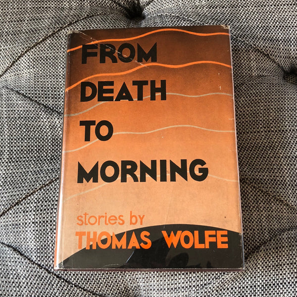 From Death to Morning - Books Above the Bend