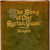 The Song of our Syrian Guest - Books Above the Bend