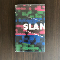 Slan - Books Above the Bend