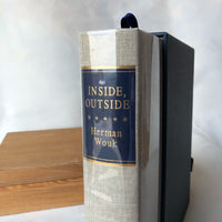 Inside, Outside (Signed, Limited Edition) - Books Above the Bend