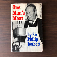 One Man's Meat - Books Above the Bend