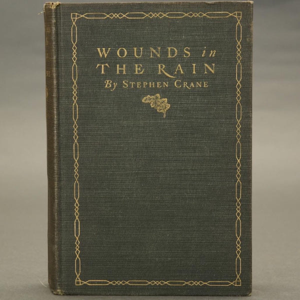 Wounds in the Rain - Books Above the Bend