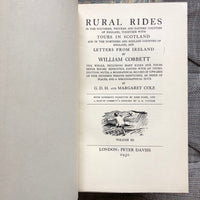 Rural Rides - Books Above the Bend
