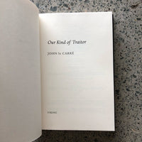Our Kind of Traitor - Books Above the Bend