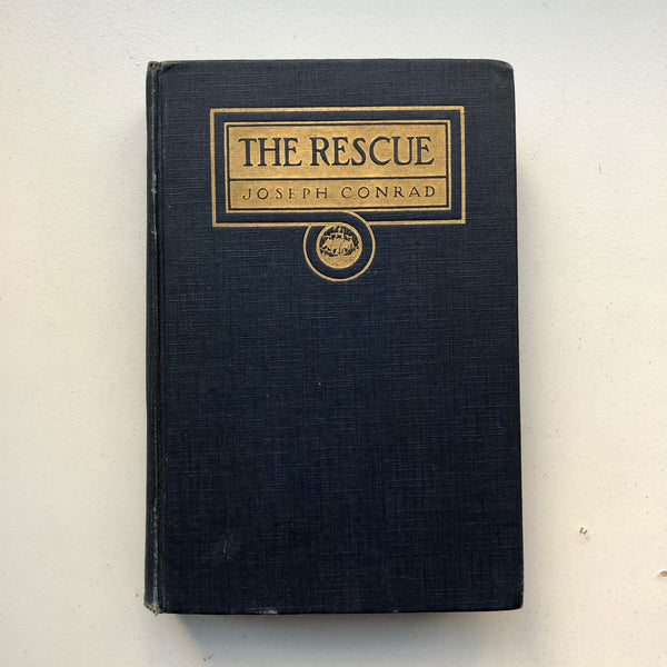 The Rescue - Books Above the Bend