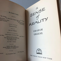 A Sense of Reality - Books Above the Bend