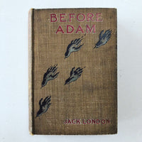 Before Adam - Books Above the Bend