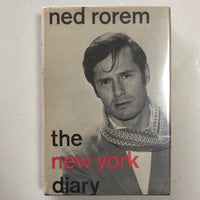 The New York Diary of Ned Rorem - Books Above the Bend
