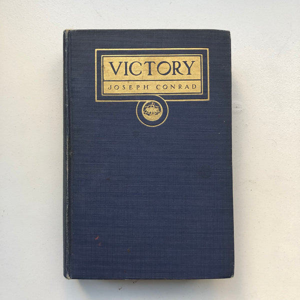 Victory - Books Above the Bend