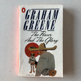 The Power and the Glory (Penguin, 1971 edition, later reprint) - Books Above the Bend