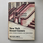 New York Street Games - Books Above the Bend