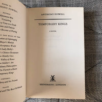 Temporary Kings - Books Above the Bend