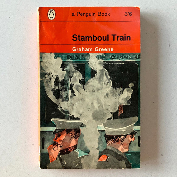 Stamboul Train (Penguin 1898, 2nd printing) - Books Above the Bend