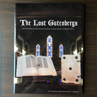 The Lost Gutenbergs - Books Above the Bend