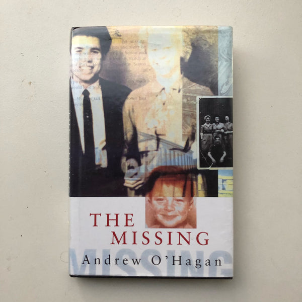 The Missing - Books Above the Bend