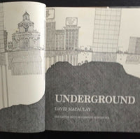 Underground - Books Above the Bend