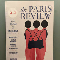 The Paris Review No. 217, Summer 2016 (Signed by Cusk and Szalay) - Books Above the Bend
