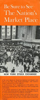 Be Sure to See The Nation's Market Place: New York Stock Exchange - Books Above the Bend