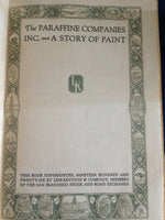 The Paraffine Companies Inc.: A Story of Paint - Books Above the Bend