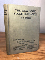 The New York Stock Exchange - Books Above the Bend