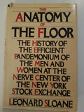 The Anatomy of the Floor - Books Above the Bend