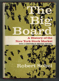 The Big Board: A History of the New York Stock Market