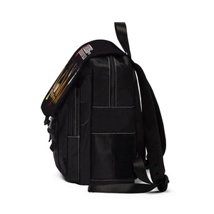 Legs up the wall Unisex Casual Backpack