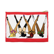 Legs up the wall Accessory Pouch