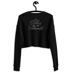 Fools Crop Sweatshirt