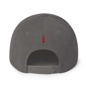 cash in hand Snapback Hat