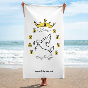 Hoe Safely Towel