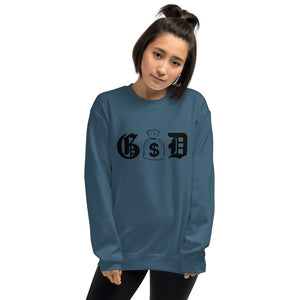 Money God Unisex Sweatshirt