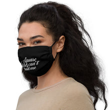 square bitches Premium face mask