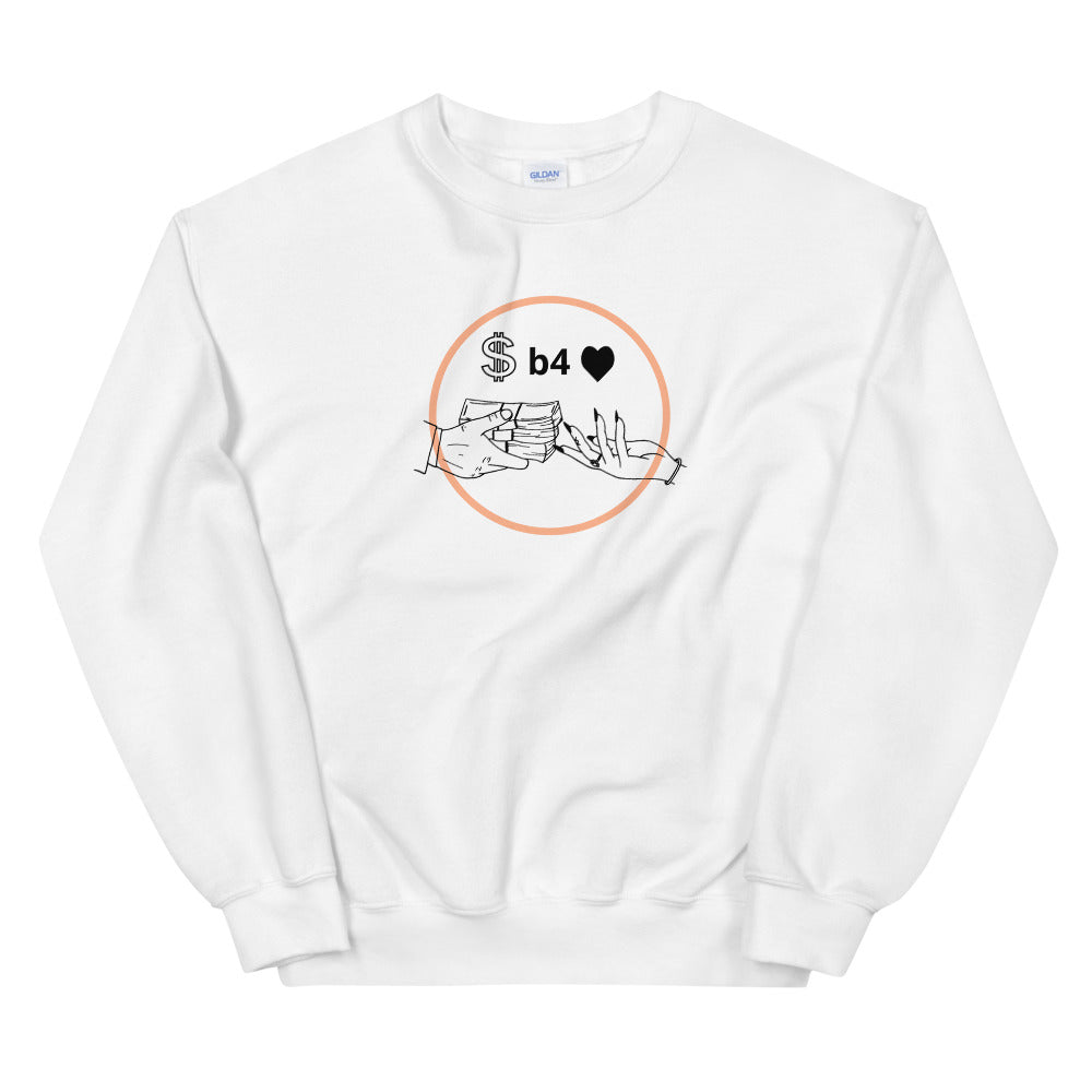 The Reality Unisex Sweatshirt