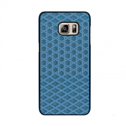 ff966c100a37a0 Blue Vans Waffle Shoes Samsung Galaxy S6 Case