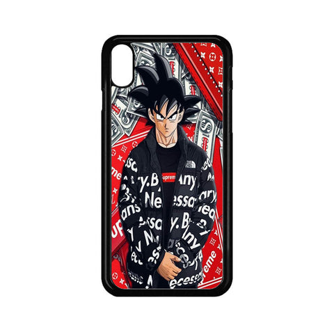 e9d1a08a Dragon Ball Goku Hype Style Saiyan iPhone X Case | Casealmaz