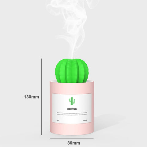 Taille Humidificateur d'air cactus