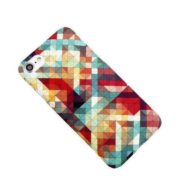 "Coque iPhone ""Geometric design"""