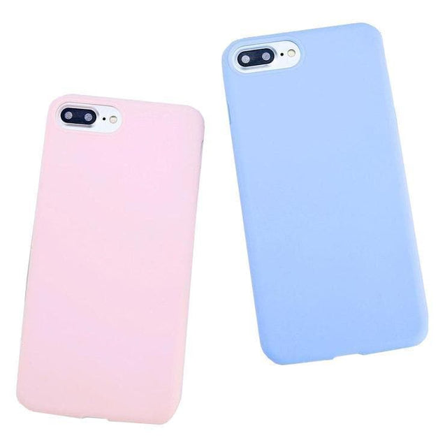 "Coques iPhone ""Candy Color"""