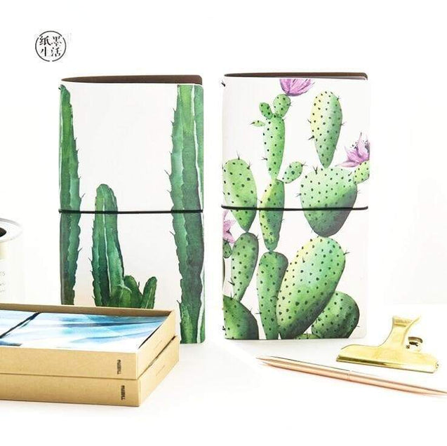 Carnet de notes « Succulente » - MyCuteCactus