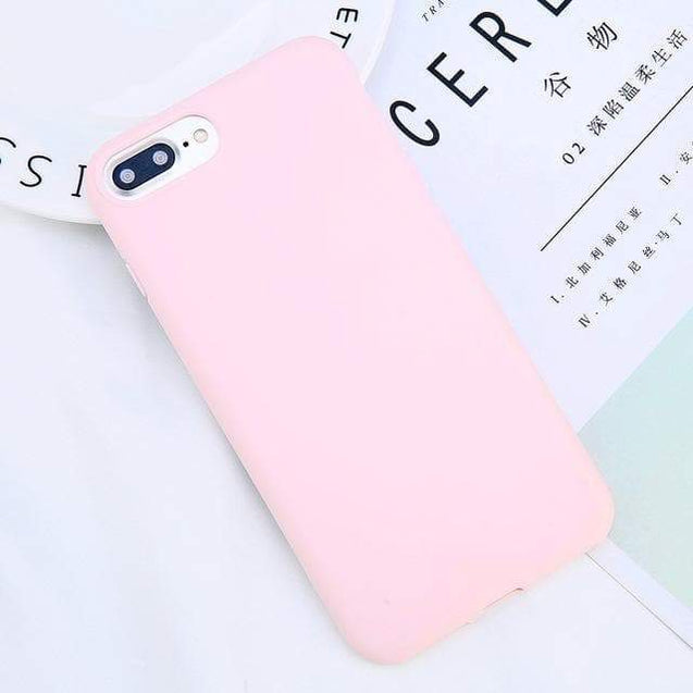 "Coques iPhone ""Candy Color"" - MyCuteCactus"