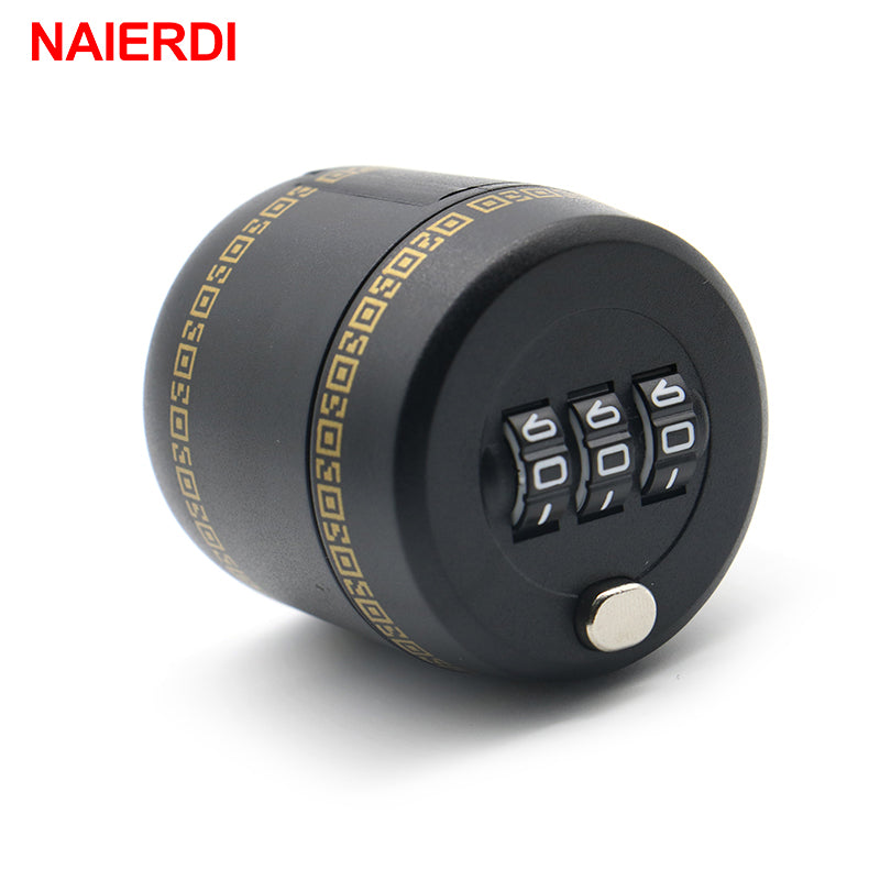 Wine Bottle Password Lock Combination