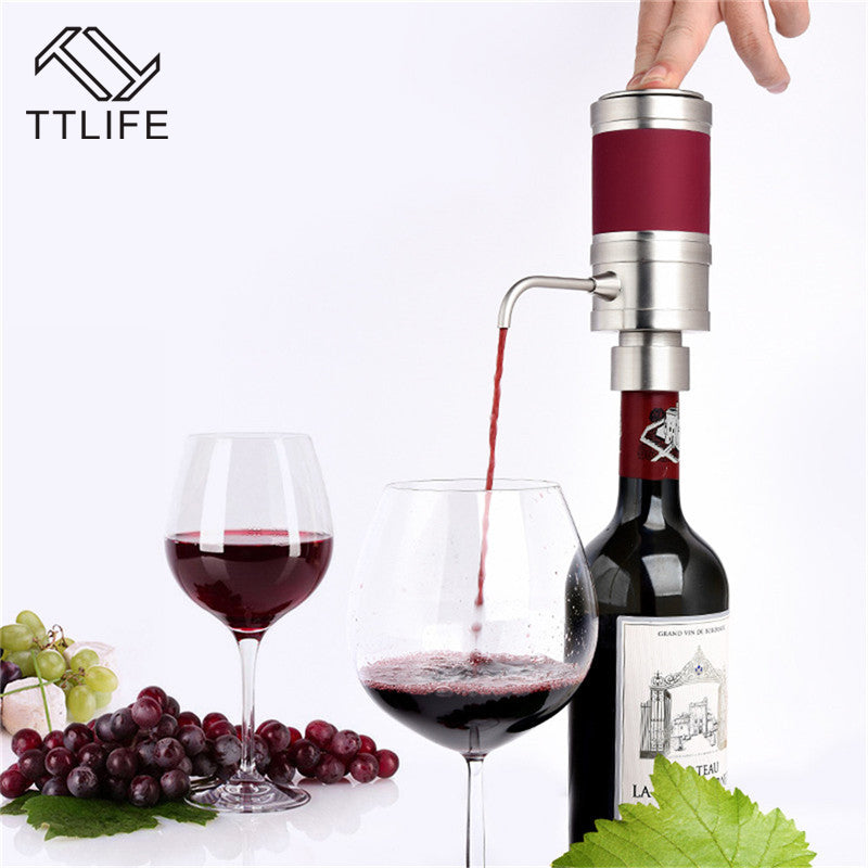 Electric Decanter Wine Pourer