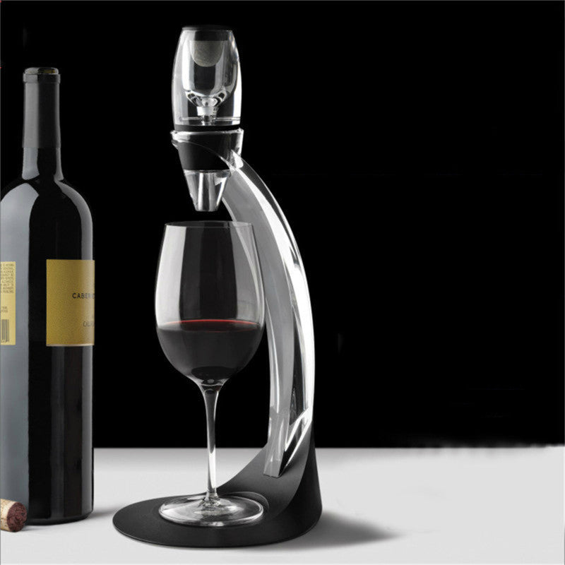 Magic Quick Decanter Wine Aerator Essential Aerating Pouch