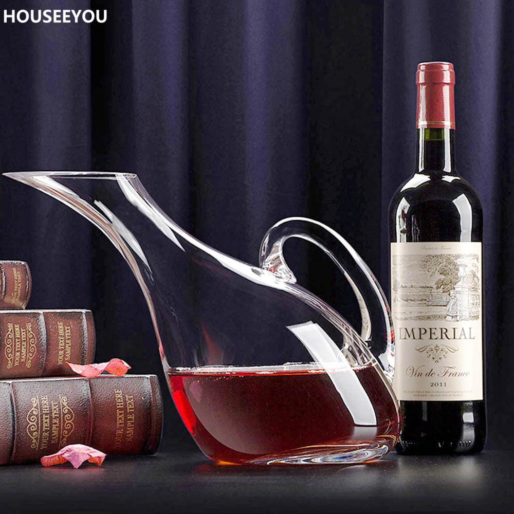 Wine Decanter Barware Supplies Aerator Container Wine