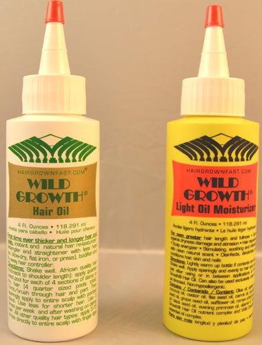 Does Wild Growth Oil Really Work? Condition and moisturize your hair and scalp with Wild Growth for extreme hair growth